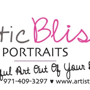 Artistic Bliss Portraits – Standard Portrait Session