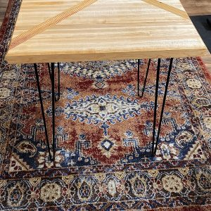 Hand Crafted Side/Entry Table