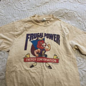 Men's Frugal Power T-Shirt (M)