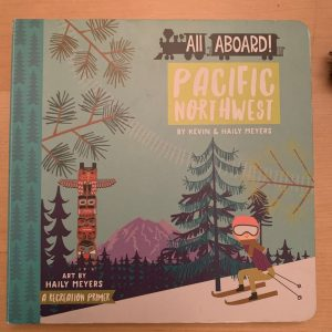 Pacific NW Kids Basket