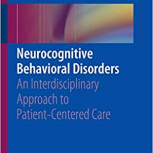 Neurocognitive Behavioral Disorders Book