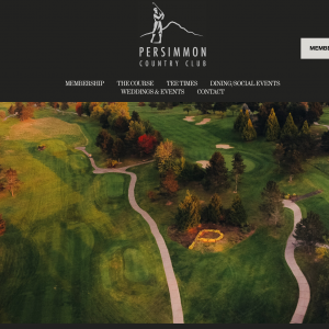 18 holes of Golf at Persimmon Country Club